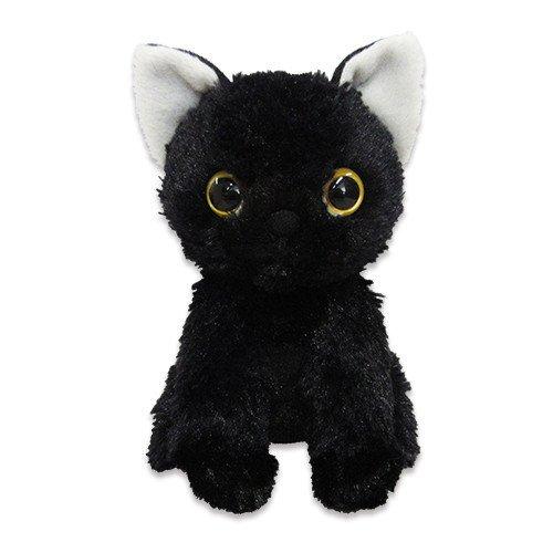 いっしょがいいね猫 ぬいぐるみ 黒猫