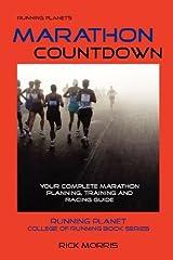 Marathon Countdown Paperback