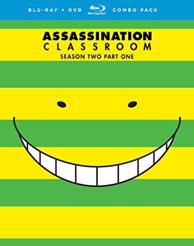 暗殺教室 (ASSASSINATION CLASSROOM: SEASON TWO PART ONE)