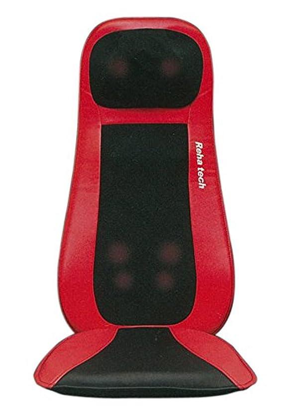 十分ステレオキュービックフランスベッド社製マッサージシート「もみ名人 極み」 レッド ファンタス推奨品
