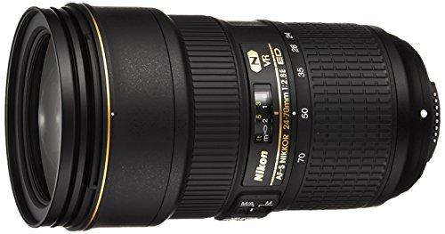 Nikon 標準ズームレンズAF-S NIKKOR 24-70mm f/2.8E ED VR フルサイズ対応