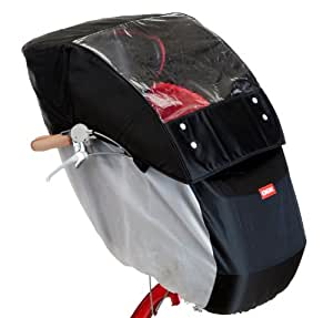 OGK ヘッドレスト付前幼児座席用 風防レインカバー RCF-001