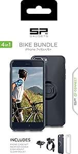 エスピーコネクト(SPConnect) サイクル 自転車 スマホ 取付簡単 GoPro対応 [バイクバンドル iPhone 7+/6s+/6+] 53401 53401