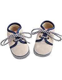 ベビーシューズ 幼児用靴 レース 高いヘルプ 滑り止め ディスペンシング ベビー幼児靴 通気性