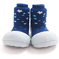Attipas Twinkle Baby Walker Shoes, Blue, X-Large
