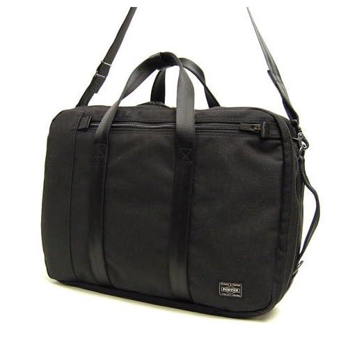 [ポーター] PORTER TENSION テンション 3WAY ブリーフケース ビジネスバッグ 627-06561(ブラック)