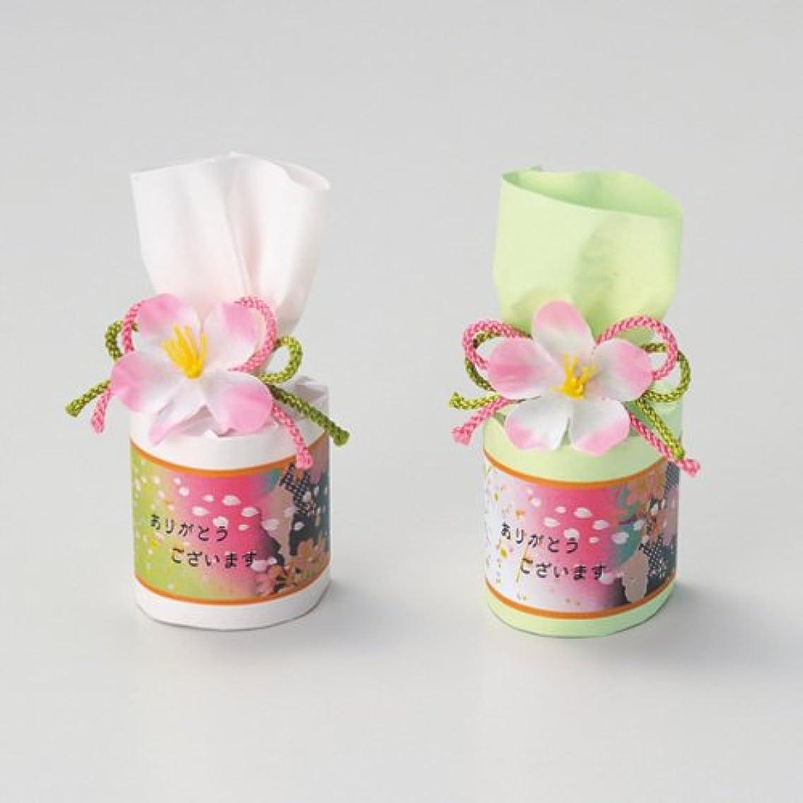 放散する熱国プチギフト 桜のたよりバスタイム (入浴剤)