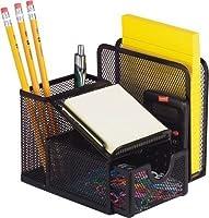 Mesh all in one Desk Caddy office sorter & Organizer by RAMBUE [並行輸入品]