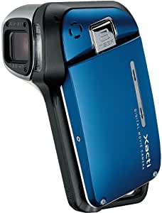 SANYO 防水デジタルムービーカメラ Xacti (ザクティ) DMX-CA8 ブルー DMX-CA8(L)