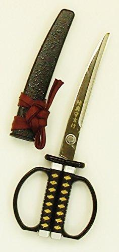 NIKKEN ニッケン刃物 関伝の美 日本刀はさみ 坂本龍馬(陸奥守吉行)モデル SW-30R