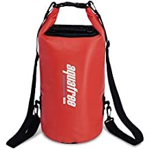 aquafree 2L 5L 10L 20L 30L Waterproof Dry Bag with Adjuctable Shoulder Strap prefectly for Swimming Kayaking Boating Rafting Sailing Canoe SUP Fishing Surfing Diving Snorkeling and Water Sport
