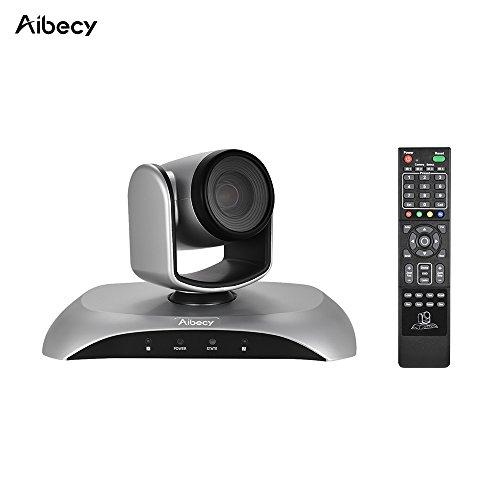 Aibecy 1080P HD USBビデオ会議カメラ 10...