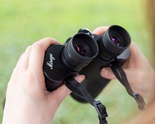 『Kenko 双眼鏡 New Mirage 12×50 W ポロプリズム式 12倍 50口径 ワイド ブラック 103170』の2枚目の画像