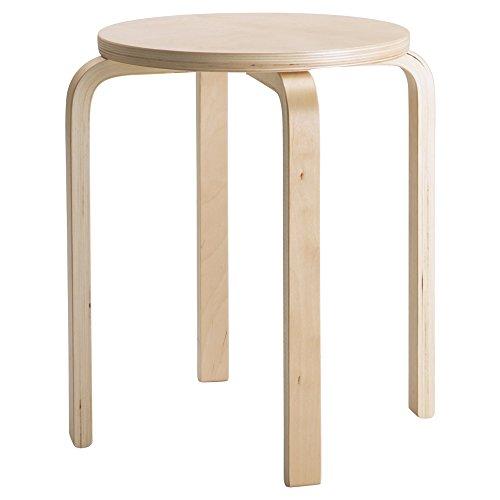 RoomClip商品情報 - IKEA(イケア) FROSTA 60162301 スツール, バーチ材合板