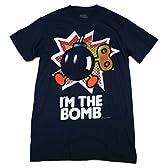 NINTENDO ボム兵 I'M THE BOMB Tシャツ Lサイズ [並行輸入品]