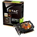 ZOTAC GeForce GTX 750 Ti 2GB グラフィックスボード 日本正規代理店品 VD5281 ZTGTX750TI-2GD5R01