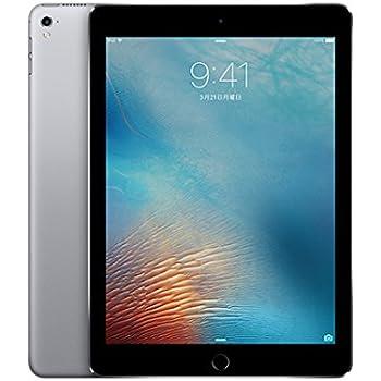Apple iPad Pro 9.7インチ Retinaディスプレイ Wi-Fiモデル MLMN2J/A 32GB スペースグレイ MLMN2JA