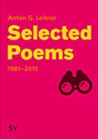 Selected Poems 1981-2015