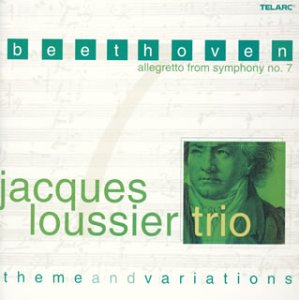 ベートーヴェン:交響曲第7番 第2楽章 テーマと変奏