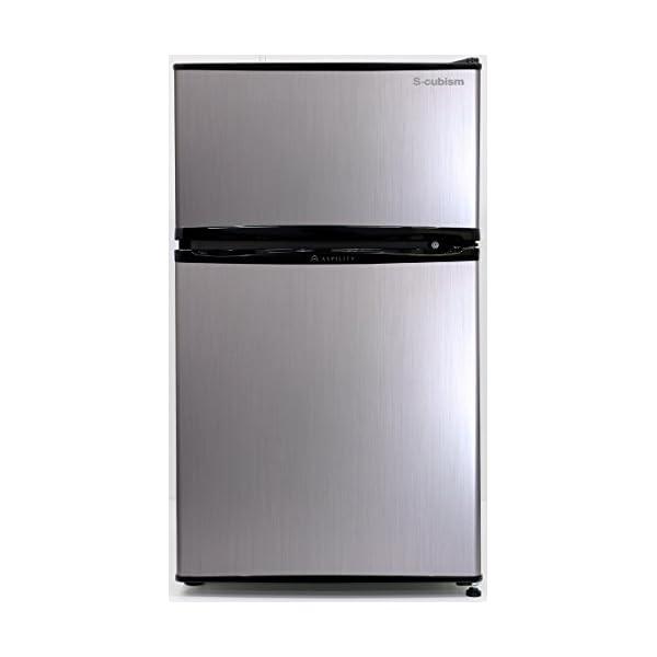 エスキュービズム 2ドア冷蔵庫 WR-2090...の紹介画像2