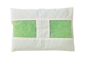 イケヒコ 枕 パイプ枕 寝具 ヒバエッセンス使用 『ヒバパイプJr枕』 約28×39cm