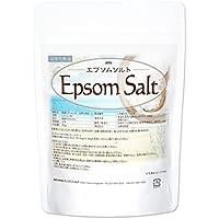 エプソムソルト350g(Epsom Salt)浴用化粧品[01] 国産原料 NICHIGA(ニチガ)