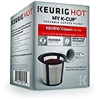 Keurig 119203 My K-Cup Reusable Coffee Filter Gray (Updated Model) [並行輸入品]