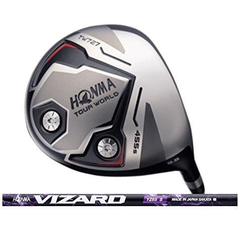 HONMA GOLF(ホンマゴルフ) TOUR WORLD TW727 455S ドライバー VIZARD YZシャフト装着 日本正規品 YZ55/S 10.5