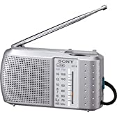 SONY FM/AMハンディーポータブルラジオ ICF-9
