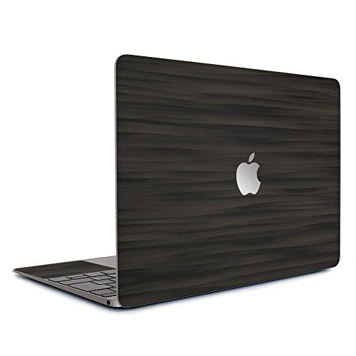 [全31色] wraplus for 旧型 MacBook Pro 13 インチ [ブラックアブストラクト] スキンシール (Mid2009 ~ Mid2012)