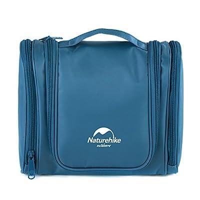 Naturehike Makeup Organizer/Toiletry Bag/Cosmetic Bag/Portable Travel Kit Organizer/Household Storage Pack/Bathroom Storage with Hanging
