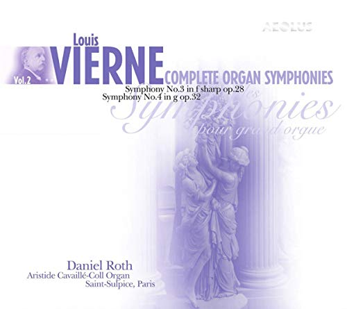 Vierne: Organ Symphonies Vol 2