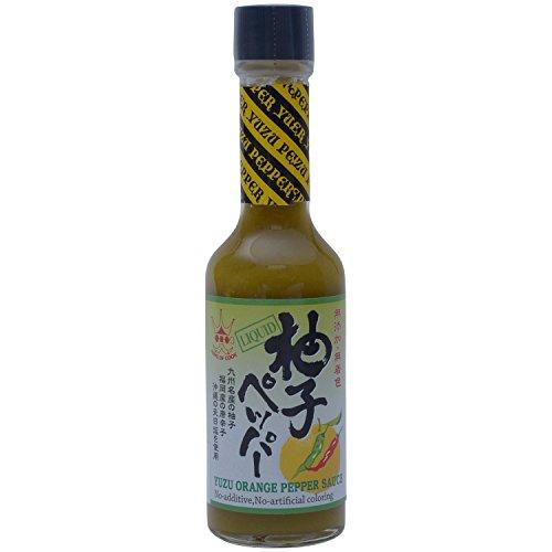 ニシモト食品 柚子ペッパー 青 65g