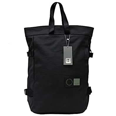 (ヘデグレン) Hedgren THE OUTER TOTE/HINT01 003 バックパック リュック デイ トートバッグ カバン 鞄 レディース 2WAY ブラック/Black [並行輸入品]