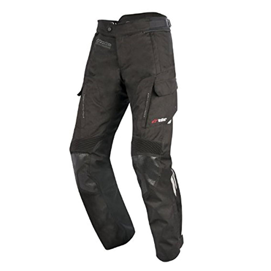 住所反乱アセンブリAlpinestars アルパインスター ANDES V2 DRYSTAR PANTS 2017モデル パンツ ブラック S