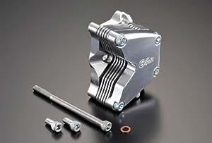 Gクラフト (Gcraft) アルミビレットオイルクーラー横型エンジン用5段 37025