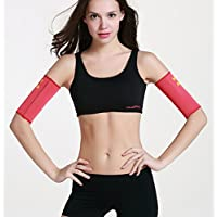 Prettyia Fat Burner Women Sauna Arm Shaper Beauty Slimmer Sleeve Wrap 1 Pair