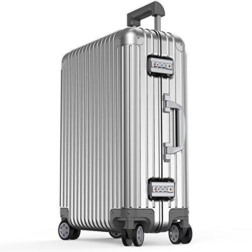 チーフオフィザー(Chief officer)スーツケース キャリーケース アルミ・マグネシウム合金製 TSAロック