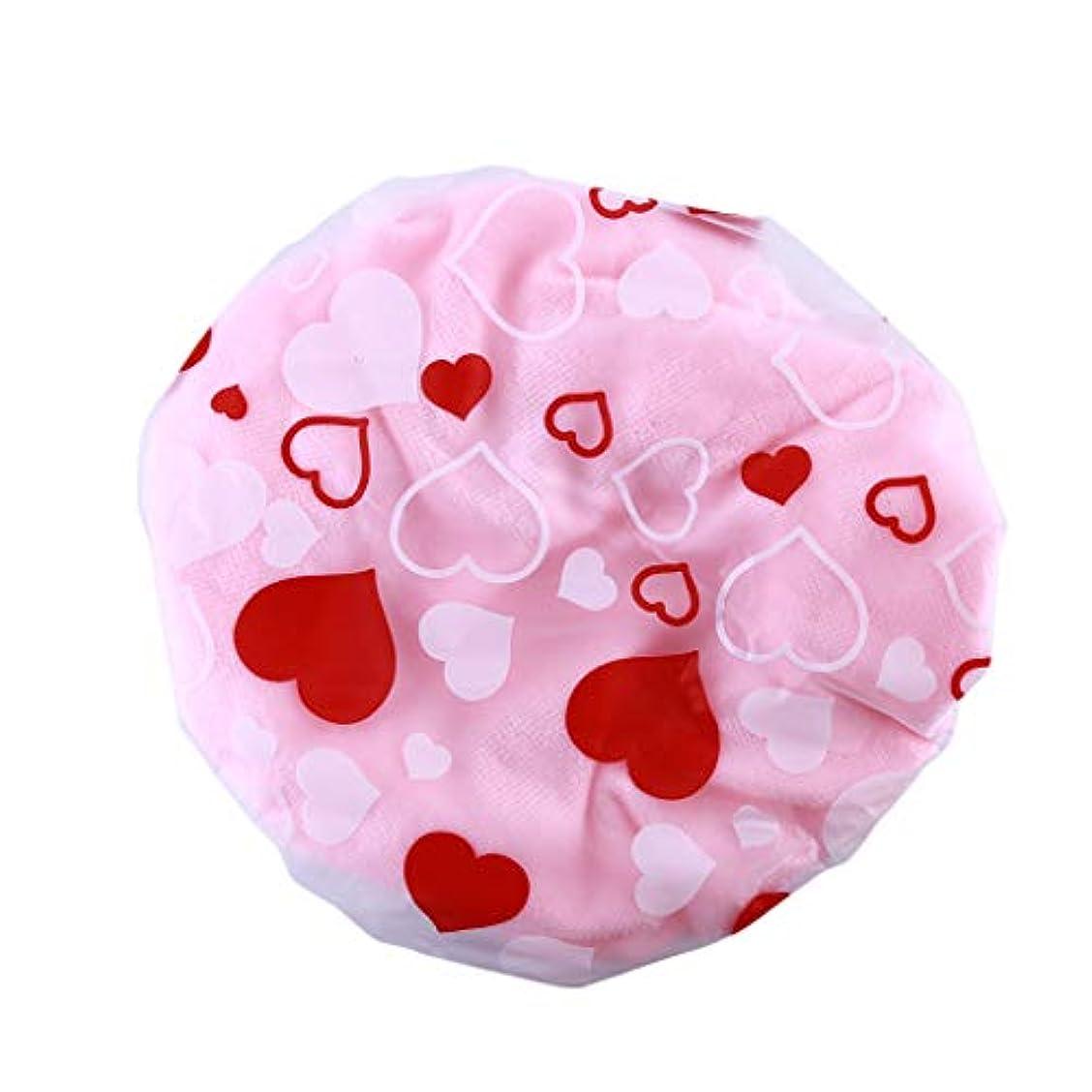 ジレンマアジア人平らなMARUIKAO シャワーキャップ 入浴キャップ ヘアキャップ ヘアーターバン 帽子 お風呂 シャワー用に 5色