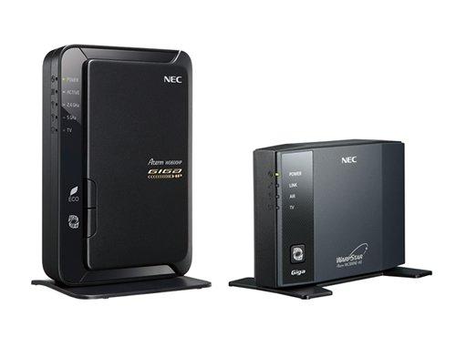 日本電気 AtermWG600HP イーサネットコンバータセット PA-WG600HP/E