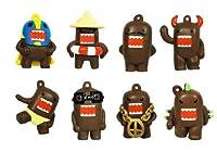 Domo Charm Figures - Set of 8 [並行輸入品]