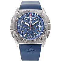 [アビエイター] AVIATOR MIG-29 SMT CHRONO ミグ29SMTクロノ クォーツ パイロットウォッチ M.2.30.0.220.6 ブルー メンズ 腕時計 [正規輸入品]