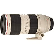 Canon EF 70-200mm f/2.8L is II USM Telephoto Zoom Lens for Canon SLR Cameras (Certified Refurbished)