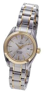 [オメガ]OMEGA 腕時計 シーマスター アクアテラ 2377.30 レディース [並行輸入品]