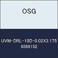 OSG ドリル UVM-DRL-10D-0.02X3.175 商品番号 8589152
