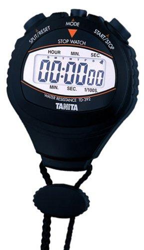 タニタ(TANITA) タニタ ストップウォッチ  TD-392  ブラック 920937