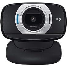 Logitech 960-000738 Portable HD Webcam C615,Black
