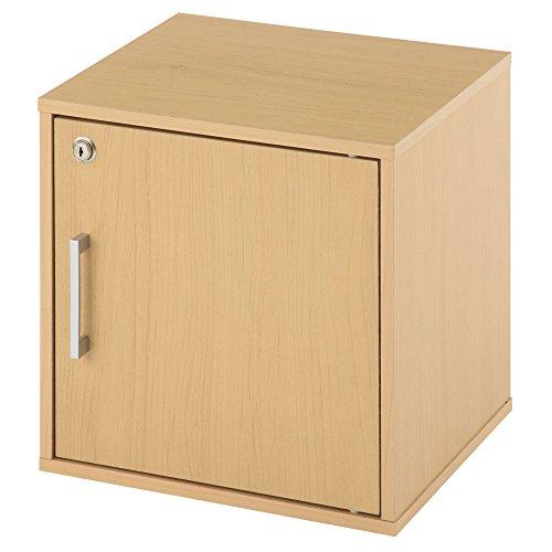 キューブボックス 鍵付き 貴重品収納 カラーボックス ロッカ...