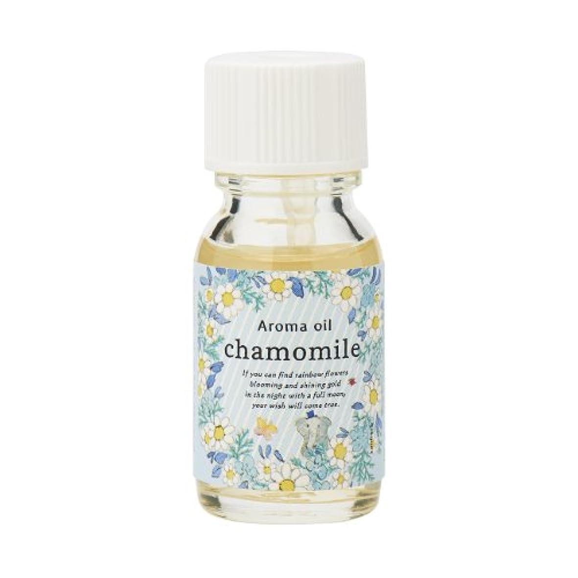 提供された交換可能蒸サンハーブ アロマオイル カモマイル 13ml(やさしく穏やかな甘い香り)