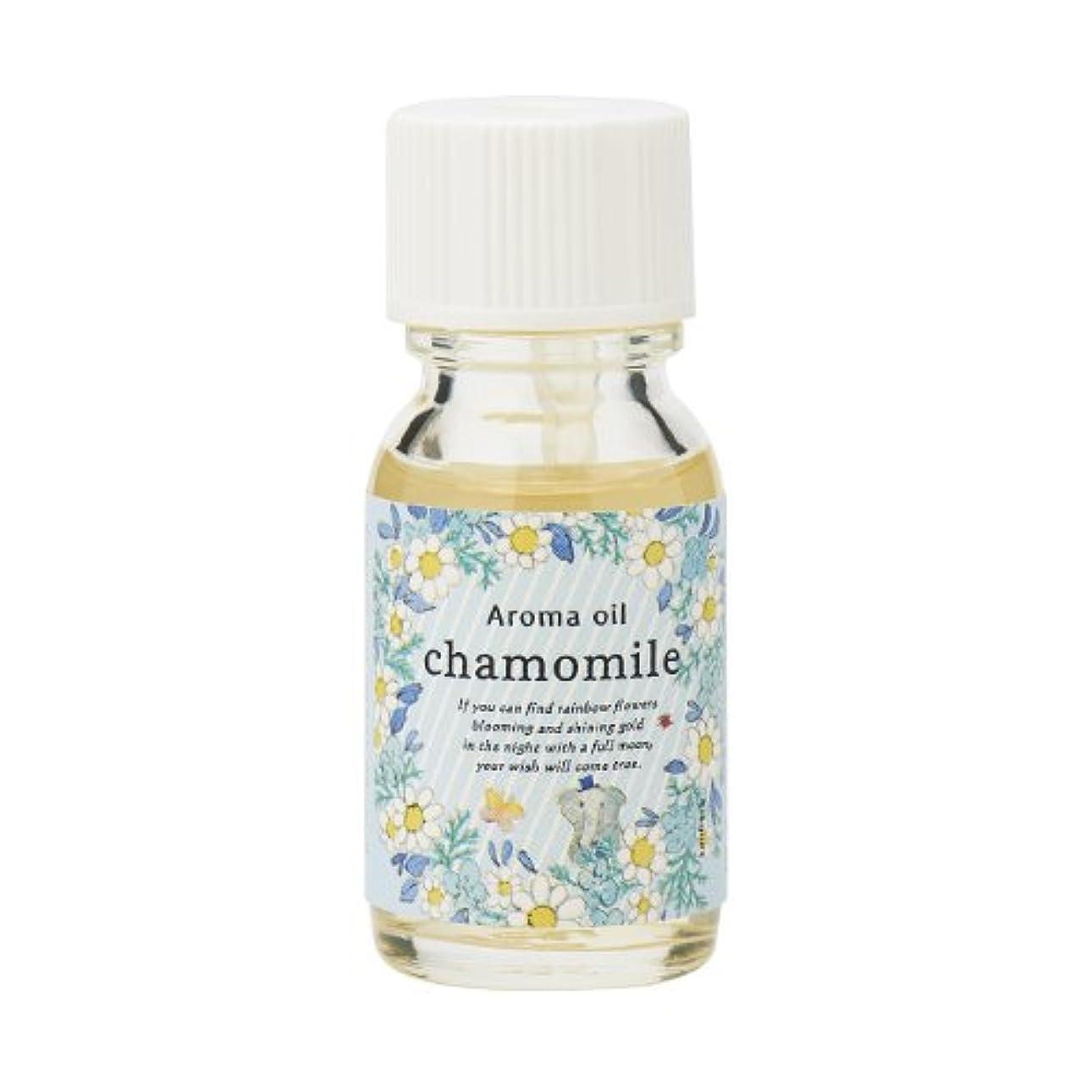 最愛の浅い懺悔サンハーブ アロマオイル カモマイル 13ml(やさしく穏やかな甘い香り)